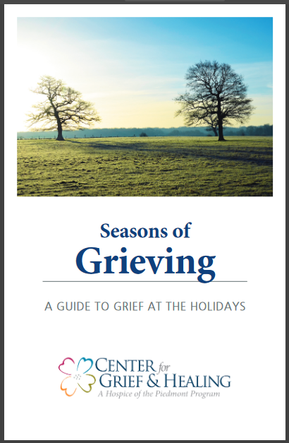 Seasons of Grieving Pamphlet